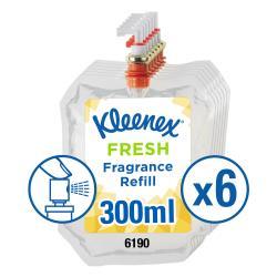 Cheap Stationery Supply of Kleenex Botanics Botanics Aircare Fresh Refill 300ml 6190 Pack of 6 Office Statationery