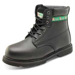 Cheap Stationery Supply of Click Footwear Goodyear Welted 6in Boot Leather Size 6 Black GWBMSBL06 *Up to 3 Day Leadtime* Office Statationery