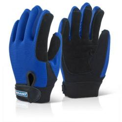 Cheap Stationery Supply of B-Brand Power Tool Glove Blue L BBPTGL *Up to 3 Day Leadtime* Office Statationery