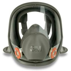 Cheap Stationery Supply of 3M 6000 Series Full Face Mask Medium Grey 3M6800S *Up to 3 Day Leadtime* Office Statationery