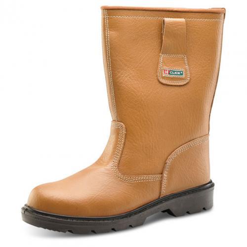 Click Footwear Rigger Boot Unlined
