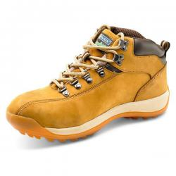Cheap Stationery Supply of Click Traders SBP Chukka Boot EVA/Rubber/Leather Nubuck Size 8 Tan CTF33NB08 *Up to 3 Day Leadtime* Office Statationery