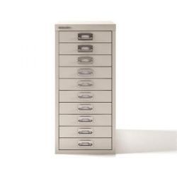 Cheap Stationery Supply of Bisley SoHo Multidrawers 10-Drawer 51mm Drawer Height (Chalk White) H2910NL-ab9 Office Statationery