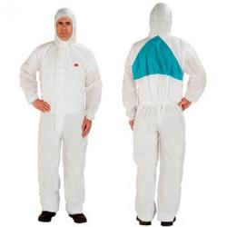 Cheap Stationery Supply of 3M 4520 Protective Coveralls White Large 4520WL Pack of 20 *Up to 3 Day Leadtime* Office Statationery