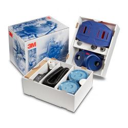 Cheap Stationery Supply of 3M Ready To Use Starter Kit Air Respirator Blue 3MRTUJUPITER *Up to 3 Day Leadtime* Office Statationery