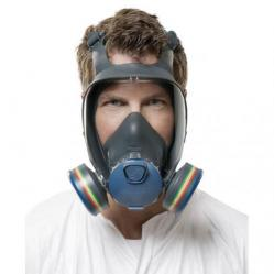Cheap Stationery Supply of Moldex 9000 Full Face Mask Lightweight Peripheral Vision Large Grey M9003 *Up to 3 Day Leadtime* Office Statationery