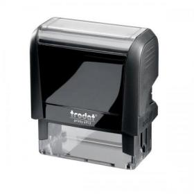 Trodat Printy 4913 Bespoke Custom Stamp Self-Inking Up to 8 lines 56x20mm Ref VC4913