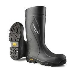 Cheap Stationery Supply of Dunlop Purofort Plus Expander Safety Boot Size 11 Charcoal CC22A3311 *Up to 3 Day Leadtime* Office Statationery