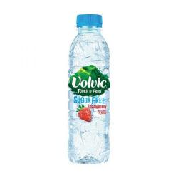 Cheap Stationery Supply of Volvic Natural Mineral Water Strawberry Still SF Plastic Bottle 500ml 122440 Pack of 12 Office Statationery