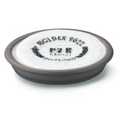 Cheap Stationery Supply of Moldex 9022 P2R D Plus Ozone Particulate Filter White M9022 Pack of 6 *Up to 3 Day Leadtime* Office Statationery