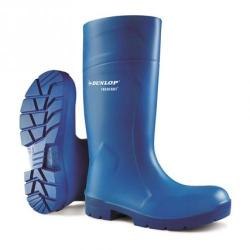 Cheap Stationery Supply of Dunlop Purofort Multigrip Safety Wellington Boots Size 6 Blue CA6163106 *Up to 3 Day Leadtime* Office Statationery