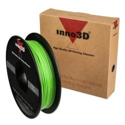 Cheap Stationery Supply of Inno3D ABS Filament for 3D Printer 1.75x200mm 0.5kg Green 3DPFA175GN05 Office Statationery