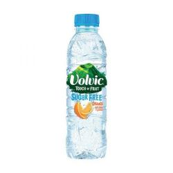Cheap Stationery Supply of Volvic Natural Mineral Water Orange Still Bottle Plastic 500ml 122439 Pack of 12 Office Statationery