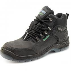 Cheap Stationery Supply of Click Traders S3 Hiker Boot PU/Leather TPU Size 8 Black CTF30BL08 *Up to 3 Day Leadtime* Office Statationery