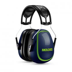 Cheap Stationery Supply of Moldex M5 Ear Muff Navy Blue Attenuation 34 dB M6120 *Up to 3 Day Leadtime* Office Statationery