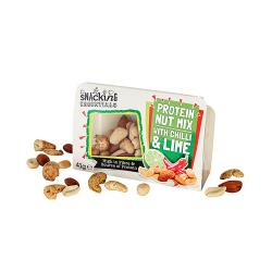 Cheap Stationery Supply of Snacking Essentials Nut Mix Chilli & Lime Snack Pot 41g 512541 Pack of 9 Office Statationery