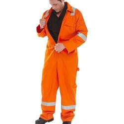 Cheap Stationery Supply of Click Fire Retardant Burgan Boilersuit Anti-Static Size 52 Orange CFRASBBSOR52 *Up to 3 Day Leadtime* Office Statationery
