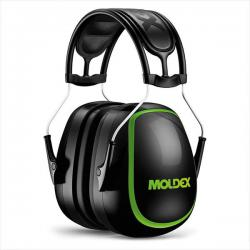Cheap Stationery Supply of Moldex M6 Ear Muff Black Attenuation 35 dB M6130 *Up to 3 Day Leadtime* Office Statationery