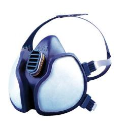 Cheap Stationery Supply of 3M Gas/Vapour and Particulate Respirator Maintenance Free Blue 4277 *Up to 3 Day Leadtime* Office Statationery