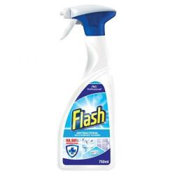 Cheap Stationery Supply of Flash Professional Disinfectant Multi Surface Spray 750ml C001848 Office Statationery