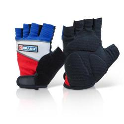 Cheap Stationery Supply of B-Brand Fingerless Gel Grip Gloves 2XL FGG01XXL *Up to 3 Day Leadtime* Office Statationery