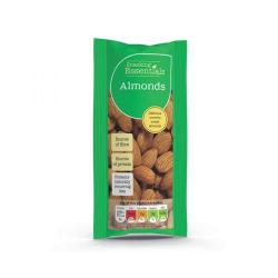 Cheap Stationery Supply of Snacking Essentials Almonds Shots 50g 100150 Pack of 16 Office Statationery