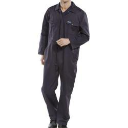 Cheap Stationery Supply of Click Workwear Boilersuit Size 50 Navy Blue PCBSN50 *Up to 3 Day Leadtime* Office Statationery