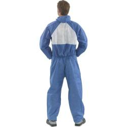 Cheap Stationery Supply of 3M 4530 Fire Resistant Coveralls M Blue/White 4530M Pack of 20 *Up to 3 Day Leadtime* Office Statationery
