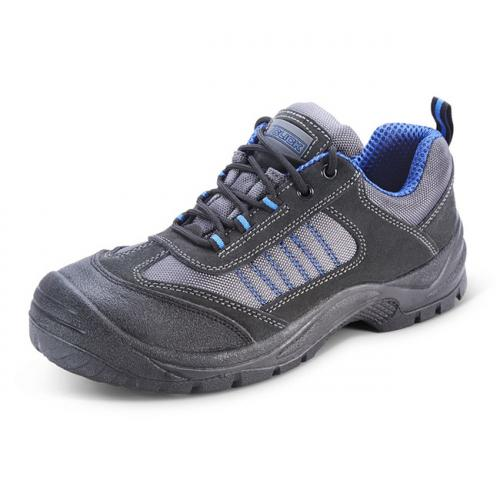 Footwear Mesh Active Trainers Size