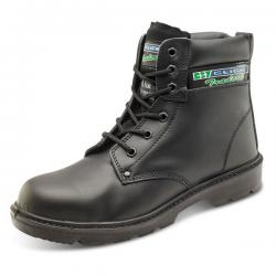 Cheap Stationery Supply of Click Traders S3 6in Boot PU/Leather Size 9 Black CTF20BL09 *Up to 3 Day Leadtime* Office Statationery