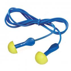 Cheap Stationery Supply of Ear Express Plug Corded Yellow/Blue EAREXC Pack of 100 *Up to 3 Day Leadtime* Office Statationery