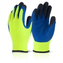 Cheap Stationery Supply of B-Flex Latex Thermo-Star Fully Dipped Glove Yellow Size 10 BF3SY10 *Up to 3 Day Leadtime* Office Statationery