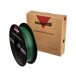 Cheap Stationery Supply of Inno3D ABS Filament for 3D Printer 1.75x200mm 0.5kg Dark Green 3DPFA175SG05 Office Statationery