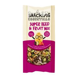Cheap Stationery Supply of Snacking Essentials Fruit & Nut Mix Shot Packs 40g 508440 Pack of 16 Office Statationery