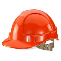 Cheap Stationery Supply of B-Brand Comfort Vented Safety Helmet Orange BBVSHO *Up to 3 Day Leadtime* Office Statationery