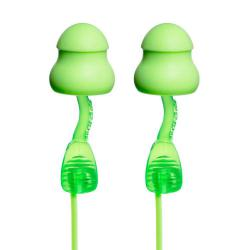 Cheap Stationery Supply of Moldex 6441 Twisters Corded Earplugs Foam Pod Green M6441 Pack of 80 *Up to 3 Day Leadtime* Office Statationery
