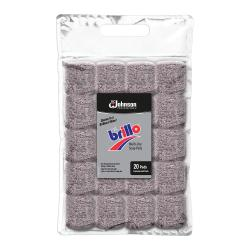 Cheap Stationery Supply of Brillo Soap Jumbo Pads 75856 Pack of 20 Office Statationery
