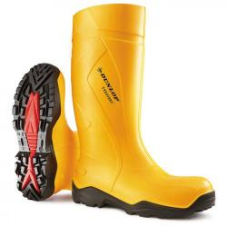 Cheap Stationery Supply of Dunlop Purofort Plus Safety Wellington Boot Size 7 Yellow C76224107 *Up to 3 Day Leadtime* Office Statationery