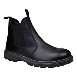 Cheap Stationery Supply of Click Footwear Dealer Boot PU/Leather Steel Toecap Size 7 Black CF16BL07 *Approx 3 Day Leadtime* Office Statationery