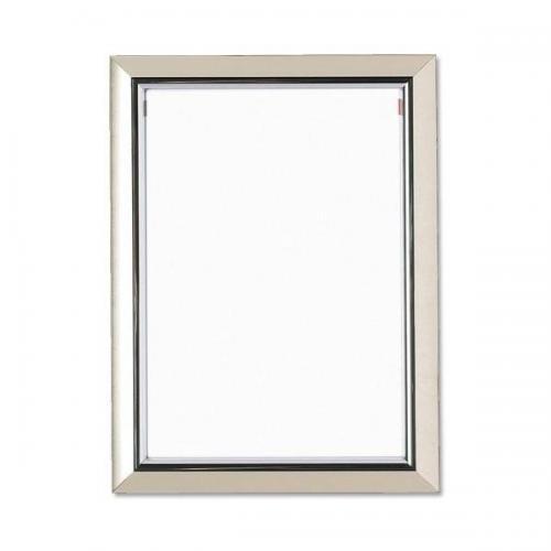 5 Star Facilities Snap De Luxe, Silver Mirror Frame A4