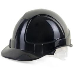 Cheap Stationery Supply of B-Brand Economy Vented Safety Helmet Black BBEVSHBL *Up to 3 Day Leadtime* Office Statationery