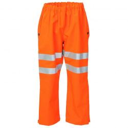 Cheap Stationery Supply of B-Seen Gore-Tex Over Trousers Foul Weather L Orange GTHV160ORL *Up to 3 Day Leadtime* Office Statationery