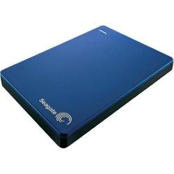Cheap Stationery Supply of Seagate Backup Plus (1TB) 2.5 Inch USB 3.0 Slim Portable Hard Disk Drive (Blue) STDR1000202 Office Statationery