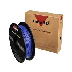 Cheap Stationery Supply of Inno3D PLA Filament for 3D Printer 1.75x200mm 0.5kg Blue 3DPFP175BL05 Office Statationery