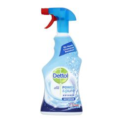 Cheap Stationery Supply of Dettol Power & Pure Bathroom Cleaner Spray 750ml RB788783 Office Statationery