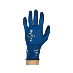 Cheap Stationery Supply of Ansell Hyflex 11-818 Glove Size 11 2XL Blue AN11-818XXL *Up to 3 Day Leadtime* Office Statationery