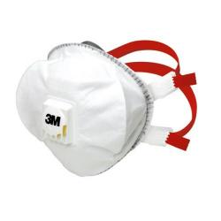 Cheap Stationery Supply of 3MMask P3V R Premium Adjustable Strap Respirator White 8835PLUS Pack of 5 *Up to 3 Day Leadtime* Office Statationery