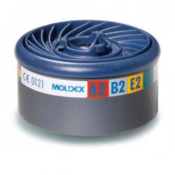 Cheap Stationery Supply of Moldex ABEK2 7000/9000 Particulate Filter EasyLock System Blue M9800 Pack of 4 *Up to 3 Day Leadtime* Office Statationery