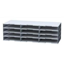 Cheap Stationery Supply of Exacompta Modulodoc Post Sorter Case Normal for 12 Sections Duo Trio Quattro 345740D Office Statationery