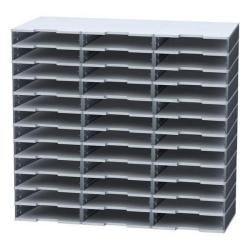 Cheap Stationery Supply of Exacompta Modulodoc Post Sorter Case Normal for 36 Sections Trio Quattro 349740D Office Statationery